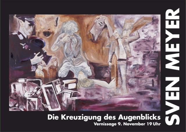 Sven Meyer Ausstellung bei ars24