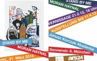 Moran Haynal Ausstellung: Stand By Me m Janusz Korczak Haus Mnchen